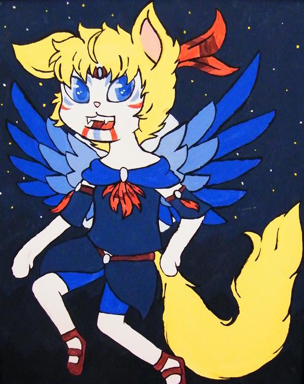AHall Lunar Wings