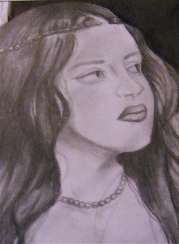 CFlores Self Portrait