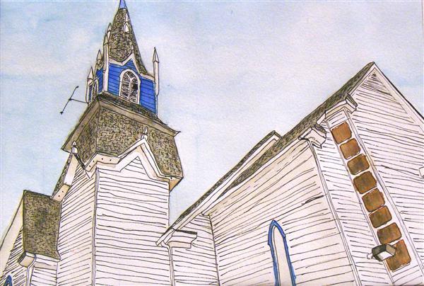 CHURCH ON THE HILL AVanHorn