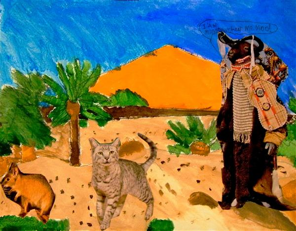 Desert Delusions CJohnson
