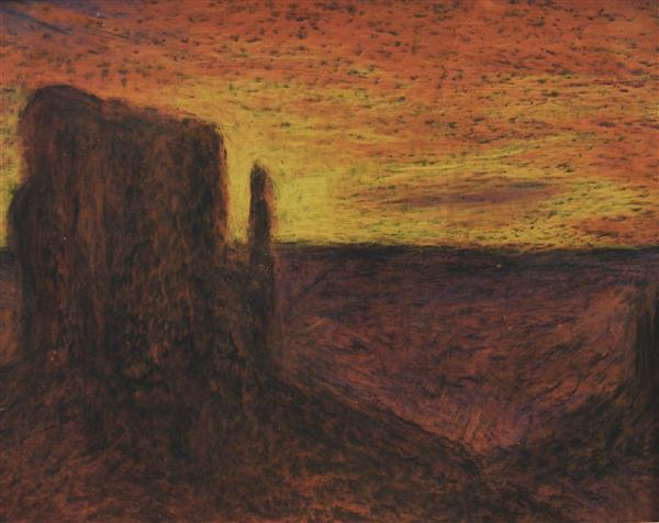 Desert Landscape GPalmer