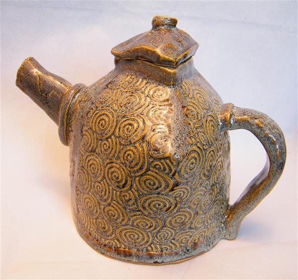 Ixmay-TzunA Teapot