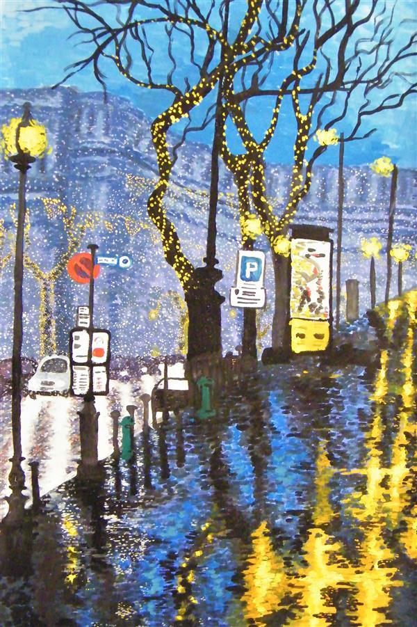 MartelM Its Raining