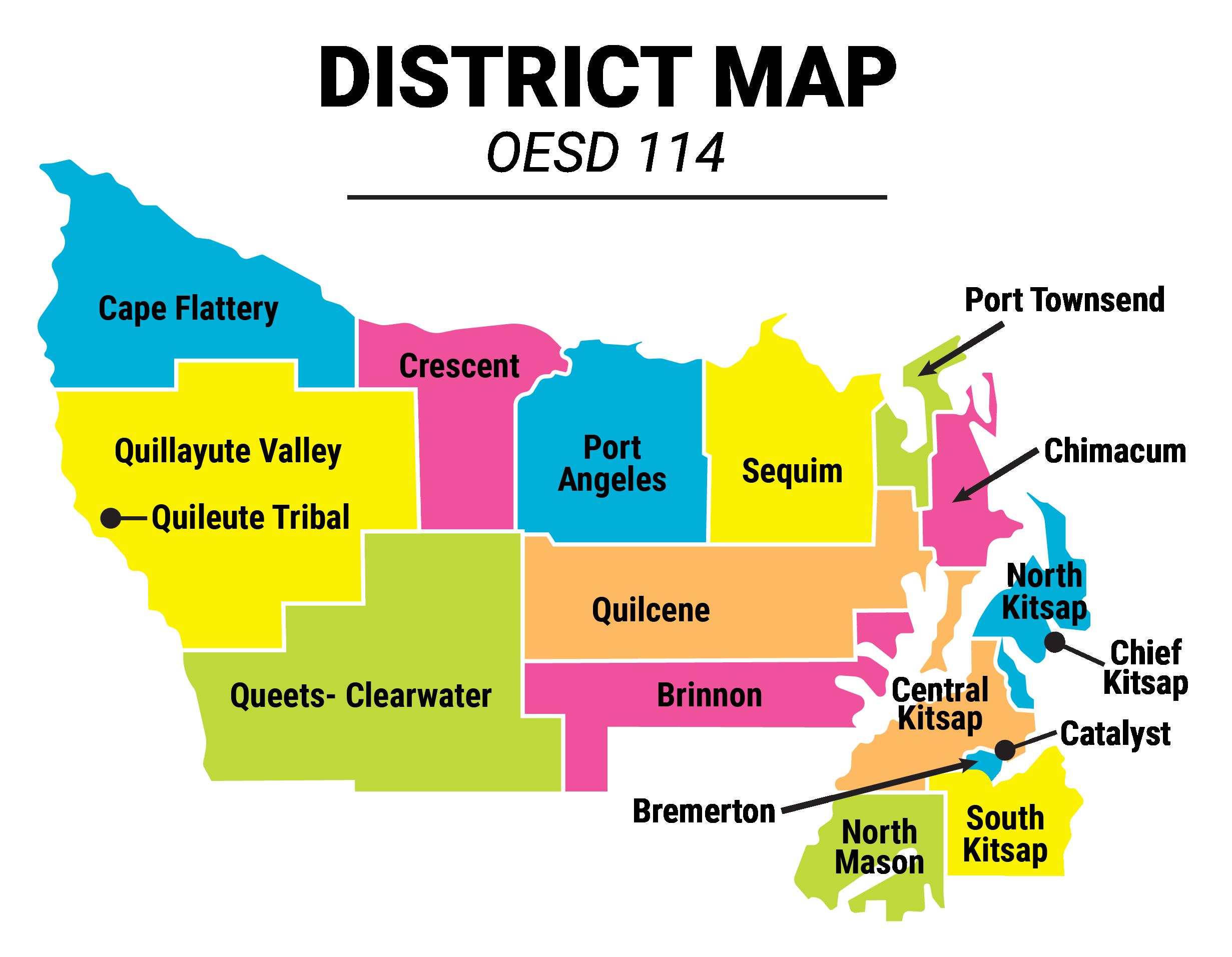OESD 114 Map