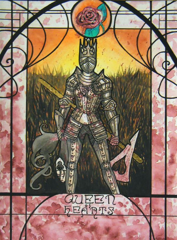 Queen of Hearts GNguyen