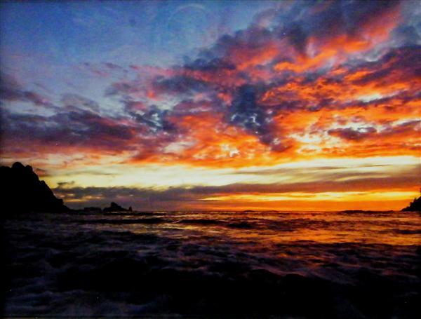 SUNSET AT RIALTO BEACH JKunesh