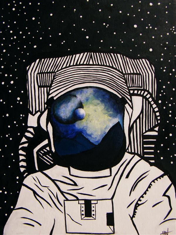 Spaceman HWilson