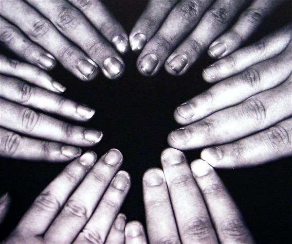 UNITY OF HANDS RGottlieb